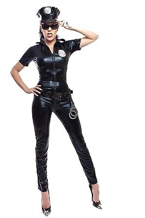 sexy Herren Polizei Kostüm