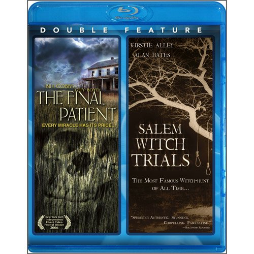 Final Patient / Salem Witch Trials [Blu-ray]