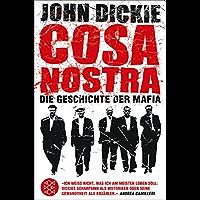 Cosa Nostra: Die Geschichte der Mafia (German Edition)