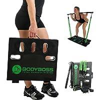 BodyBoss 2.0:Gym portable pour la maison - Grand sac
