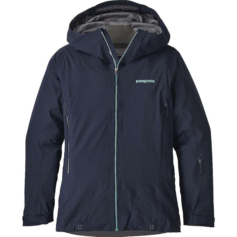 パタゴニア アウター ジャケットブルゾン Patagonia Women's Descensionist Jacket Navy Blue 132 [並行輸入品] B075SSY9F6