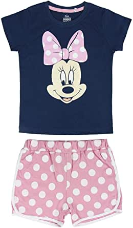 Cerdá 2200003728 Conjuntos de Pijama, Azul (Azul C03), 5 años para Niñas