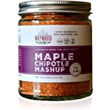 Maple Chipotle Mashup Rub & Seasoning by Wayward Gourmet - Sweet & Spicy Spice Blend for Ribs, Chicken & Steak - 6 oz.