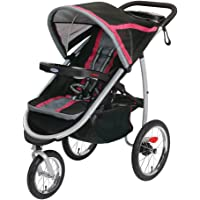 Graco Fastaction Fold Jogger Click Connect Stroller (Azalea)