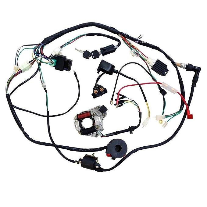 B16a Wiring Harness