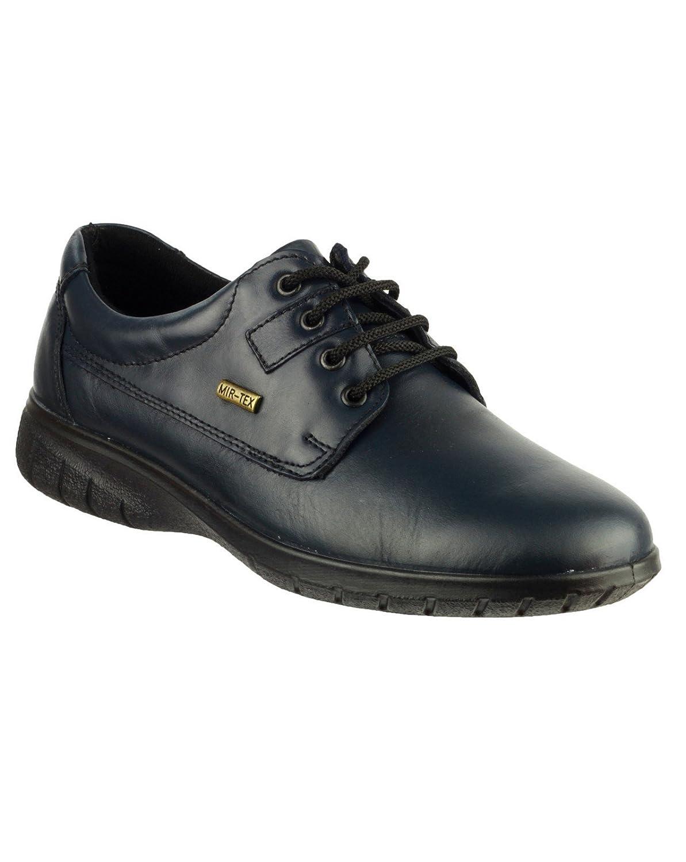 Cotswold Mujer Ruscombe Zapatos Zapatillas Cuero Impermeable 40 EU|Azul Marino