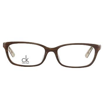 7769e2b3d4cc Calvin Klein CK CK5775 Eyeglasses CK5775 205 Brown White Demo 52 16 130:  Amazon.ca: Health & Personal Care