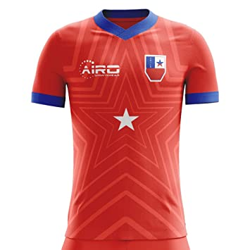 Airo Sportswear 2018-2019 Chile Home Concept Football Soccer T-Shirt Camiseta (Kids): Amazon.es: Deportes y aire libre