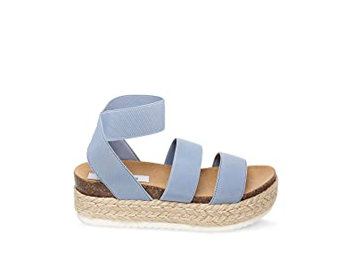 f023f053776 Image Unavailable. Image not available for. Colour  Steve Madden Women s  Kimmie Wedge Sandal ...