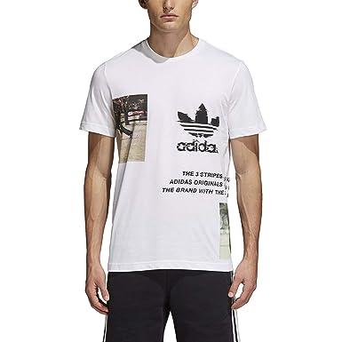 befbc3ba5334 adidas Men s Originals Traction Tee  Amazon.co.uk  Clothing