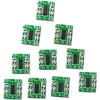 Baoblaze 10x Placa Amplificadora Inalámbrica Bluetooth 2CH PAM8403 3W X 3W Clase D, 2.5-5V