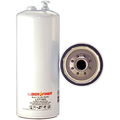 Luber-finer LFF7660 Heavy Duty Fuel Filter: Automotive