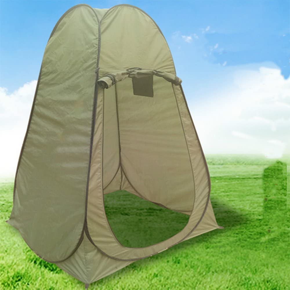 Portable Pop Up Dressing Room Clothes Changing Fitting Tent Outdoor Camping