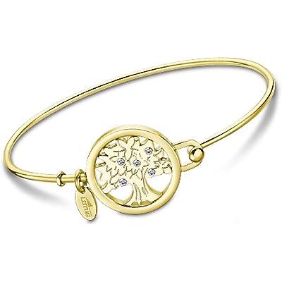 Lotus Style Pulsera ÁRBOL DE LA Vida para Mujer