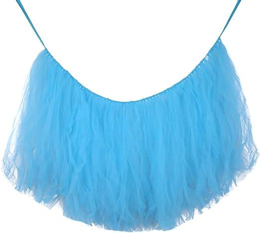 Yinew DIY Mantel hilo tul falda de mesa boda cumpleaños baby ...