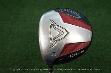 Callaway Diablo Octane Fairway - Palo de golf (madera para ...