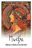 Nouvelles Images Alphonse Mucha - 2015 Calendar (YC 013) by Nouvelles Images