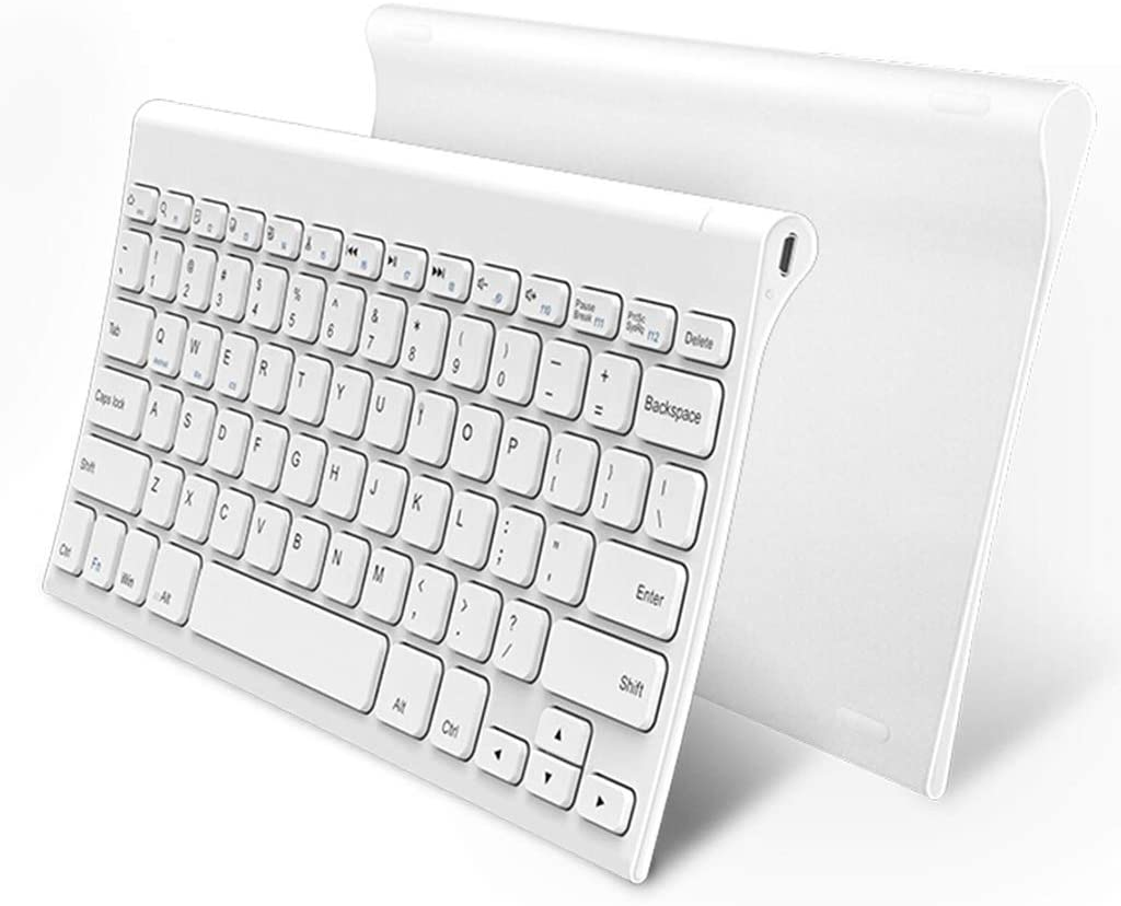 HourenJP Office Membrane Flat-Spring Keyboard,Wireless 2.4Ghz Chocolate Keycaps Water Resistant Anti-ghosting Removable No Lagging for Windows7//8//10 iOS Color : Gold