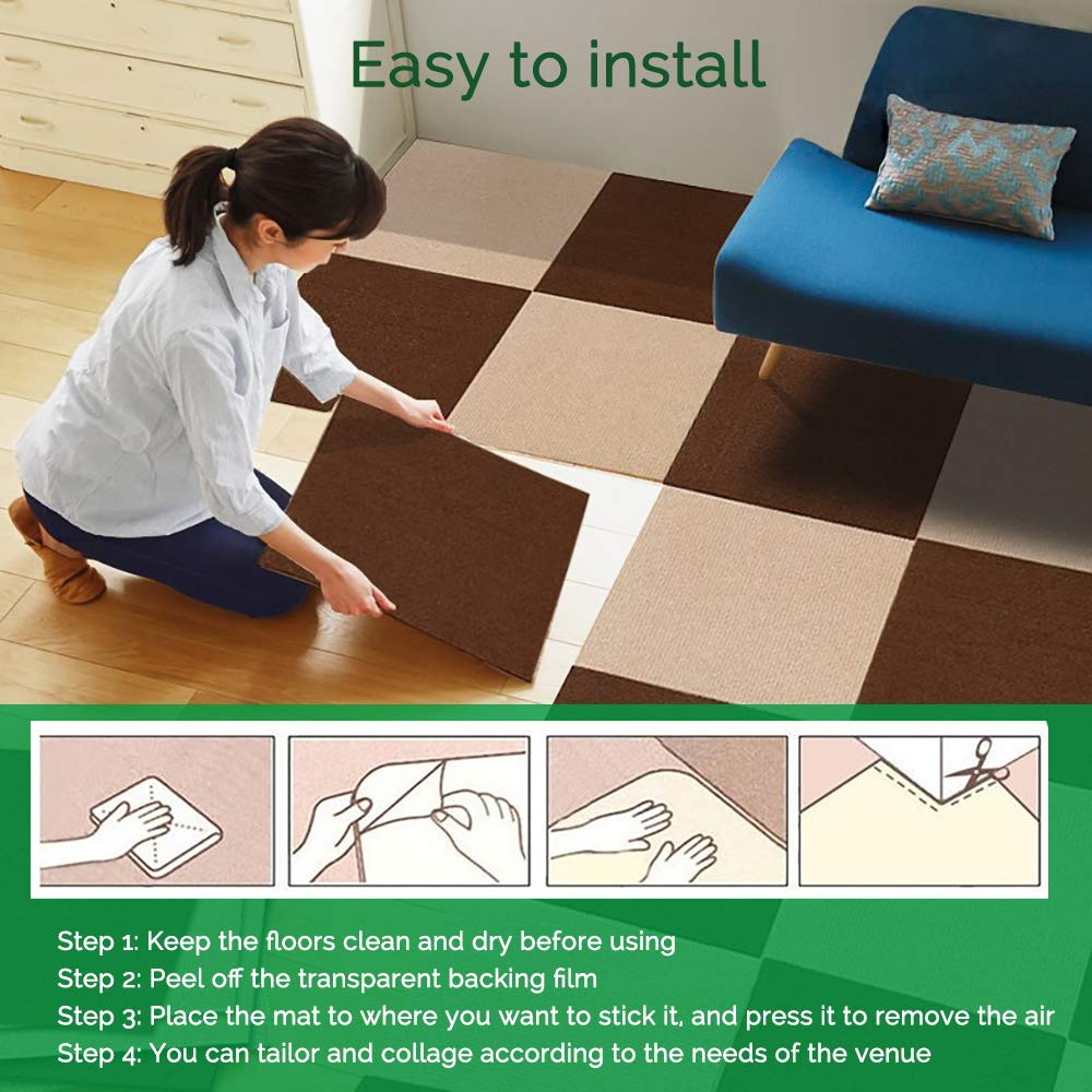 Amazon.com: LOOBANI Non-Slip Treads Mat for Dogs and Pets ...