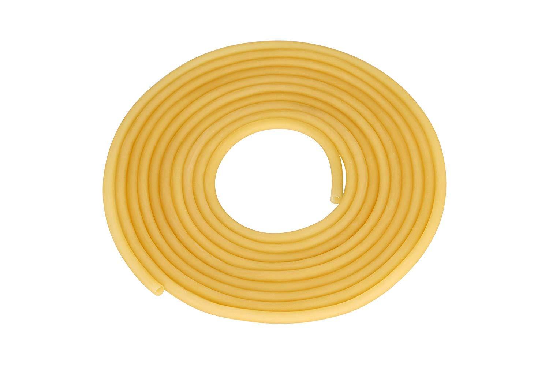 45 m 35 m manguera de goma flexible 1 tubo quir/úrgico de catapulta de 5 metros 50 m 20 m 25 m 21 m 10 m 12x17mm Tubo de goma de l/átex natural TEN-ALT 5M