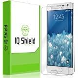 Samsung Galaxy Note Edge Screen Protector, IQ Shield LiQuidSkin (2-Pack) Full Coverage Screen Protector for Samsung Galaxy Note Edge HD Clear Anti-Bubble Film - w/