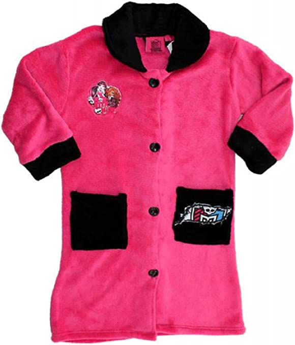 Monster High Fleece Jacke Mantel Monster High Decke Fleece Monster High Mantel