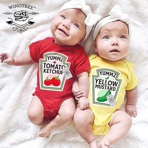 Amazon.com Matching Couple Baby Twins Halloween Costume