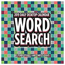 Word Search 2019 Calendar