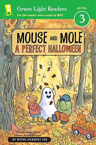 Mouse and Mole, A Perfect Halloween (Green Light Readers Level 3) (Bestfriend Costumes)