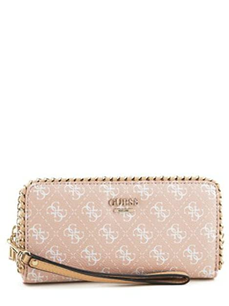 GUESS mujer cartera linea CONFIDENTIAL CHAIN SC491346 Rose ...