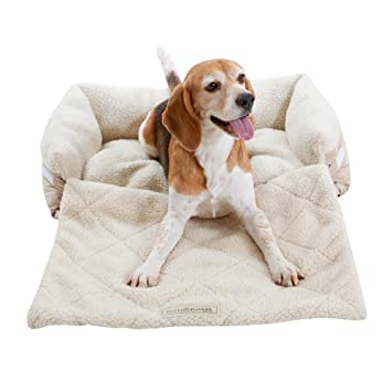 Good Ruff U0026 Barker® Sofa Saver Dog Bed   Sofa Dog Beds NATURAL   MEDIUM Dog