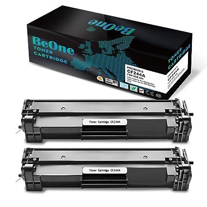 BeOne - Cartuchos de tóner compatibles HP CF244A 44A con ...