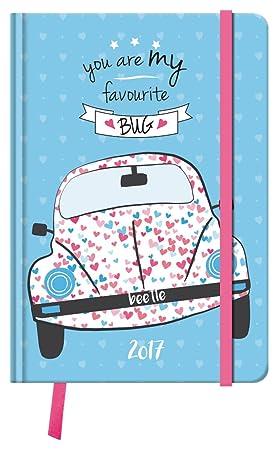 Dohe Volkswagen - Agenda 2017, día página, 12.5 x 18 cm ...