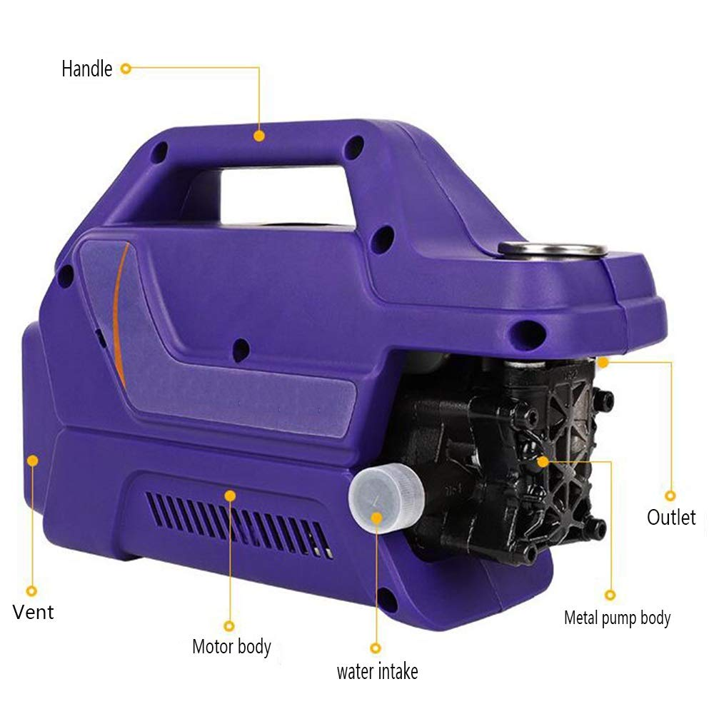 Lavadora de autos portátil Lavadora de autos portátil de alto ...