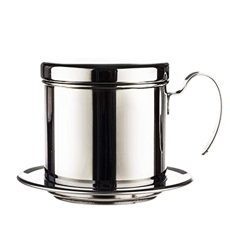 GERMER Hogar Filtrada Máquina De Café Espresso En Acero Inoxidable