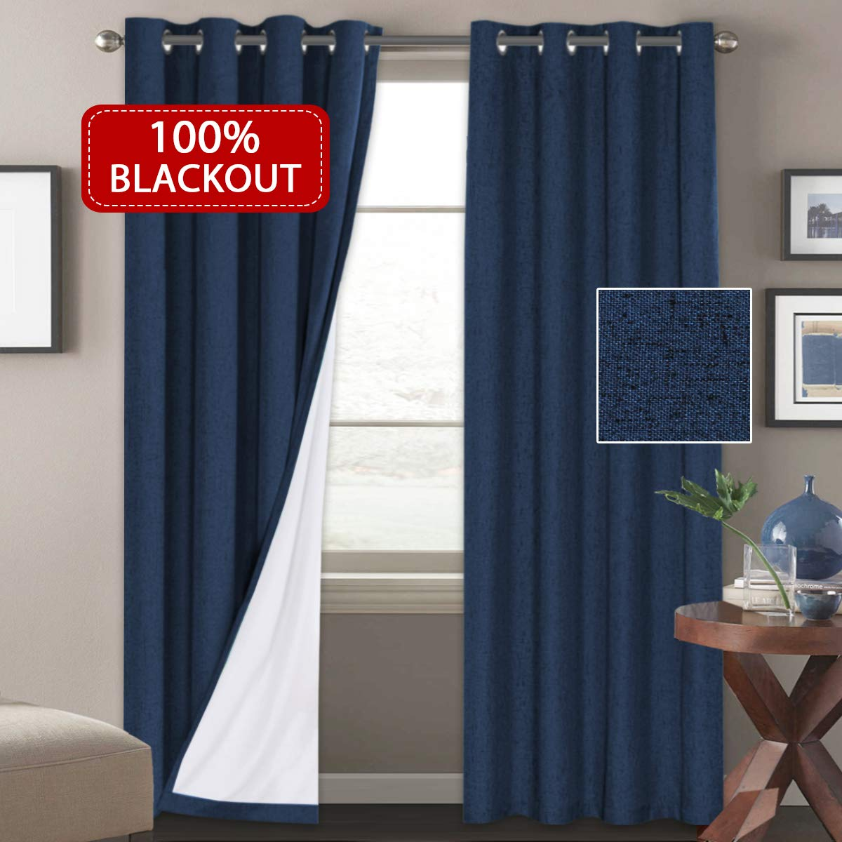 Top 8 Best Curtains For Noise Reduction - Buyer's Guide 4