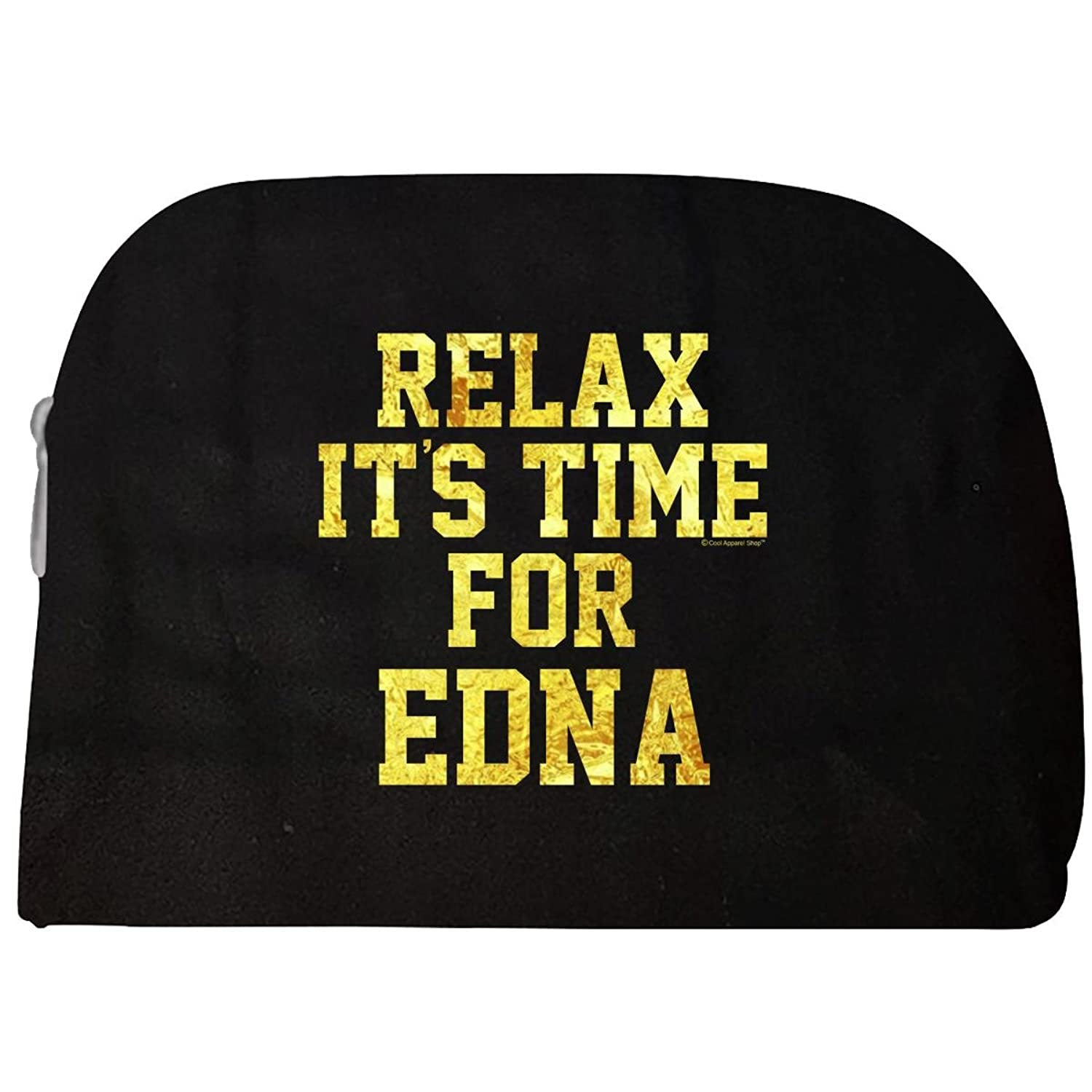 Relax Its Time For Edna. Fun Gift Idea - Cosmetic Case