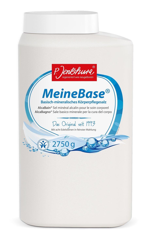 Sales de baño alcalina Jentschura, 2750g P. Jentschura