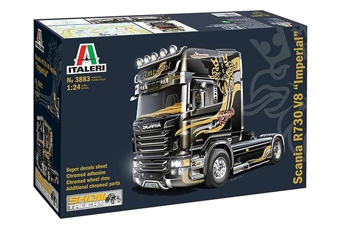 Italeri Scania R730 V8 Imperial Kit