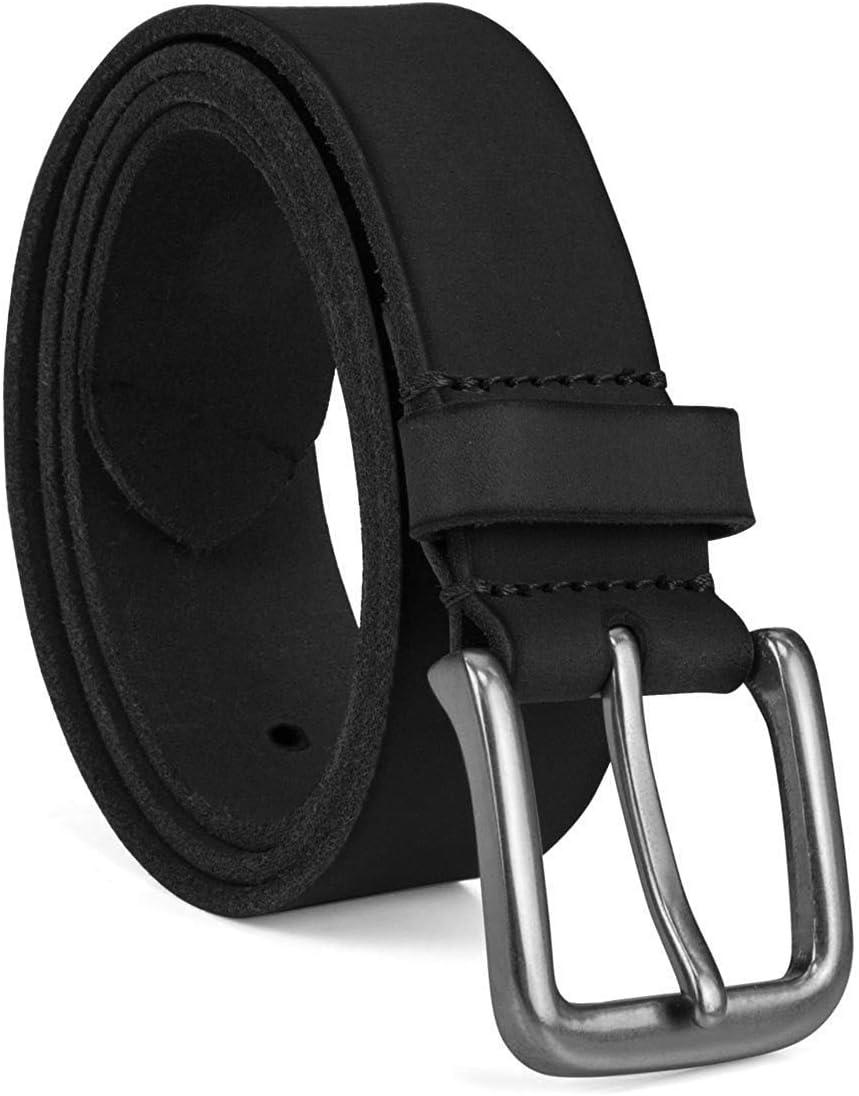 حزام كلاسيكي جلد للرجال للبنطال الجينز من تيمبرلاند