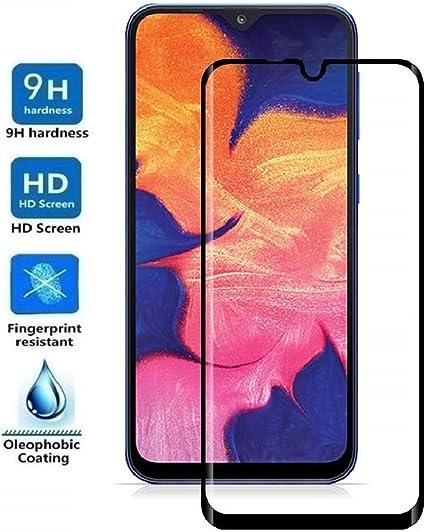 REY Protector de Pantalla 3D para Samsung Galaxy M10: Amazon.es ...