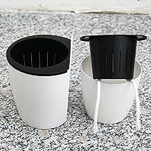 Kicode Self Watering Automatic Water Absorbing Wall Hanging Flowerpot Plantpot Planter Water Planting Garden Tools