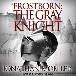 Frostborn: The Gray Knight Audiobook