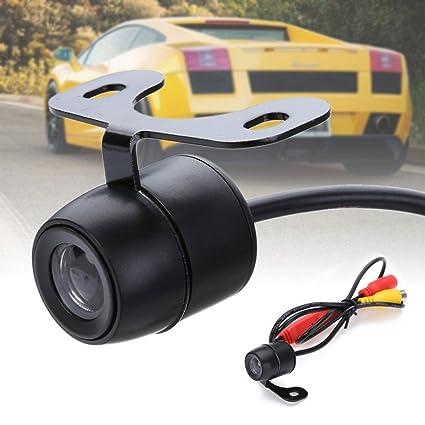 Waterproof Car 170°CCD Rear View Backup Reverse Parking Camera IR Night Vision