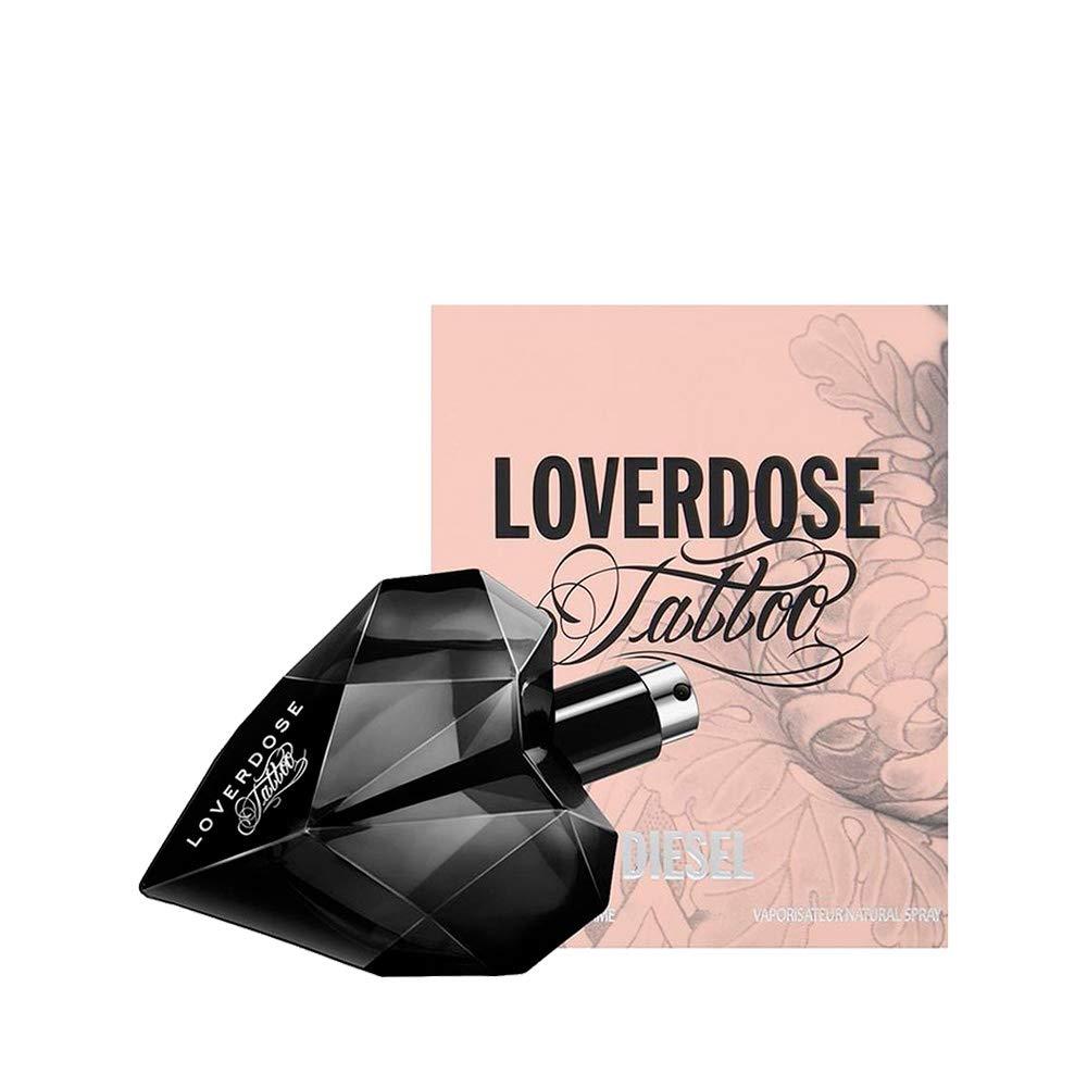 Diesel Loverdose Tattoo Agua de Perfume Vaporizador - 30 ml: Amazon.es