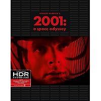 2001: Odissea nello Spazio (4K Ultra HD + 2 Blu-Ray)