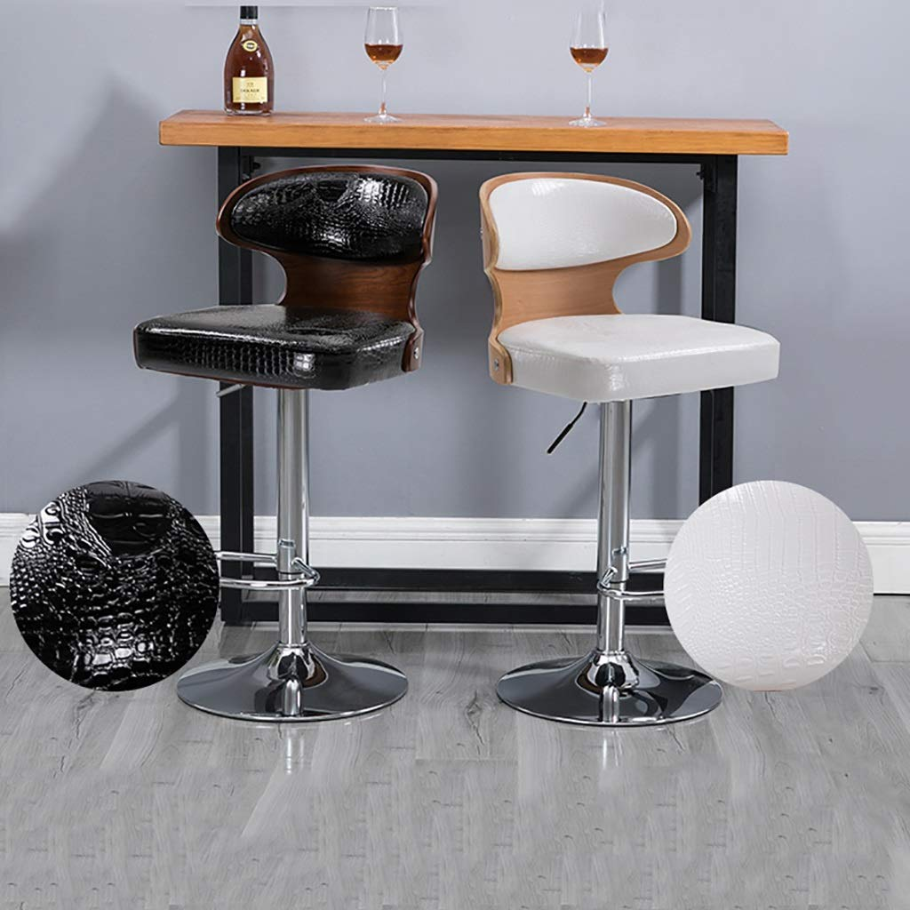 Amazon.com: NUBAO Taburete de bar, silla de bar, restaurante ...
