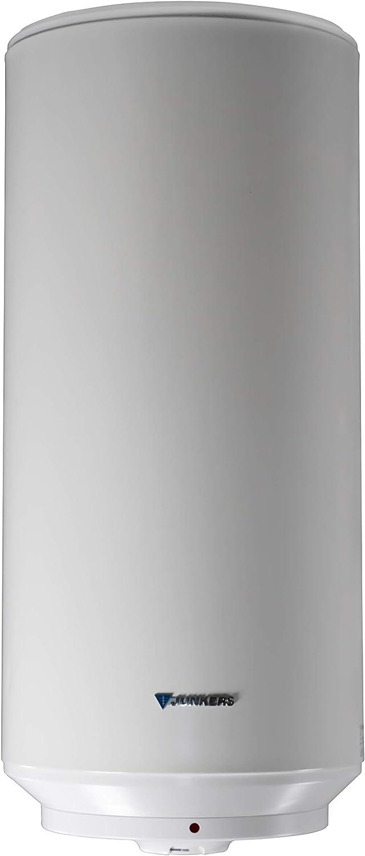 Junkers Grupo Bosch Termo Electrico 50 litros | Calentador de Agua Vertical Slim, Resistencia Ceramica, 1500w