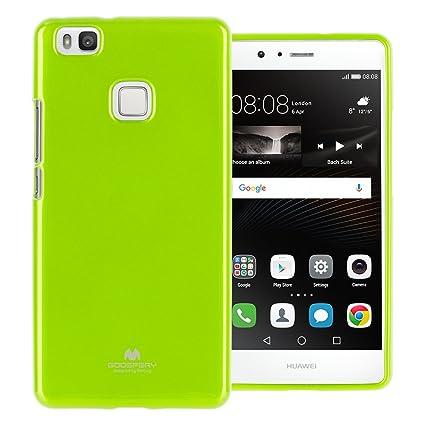 Amazon.com: Mercurio marlang marlang Huawei P9 lite case ...