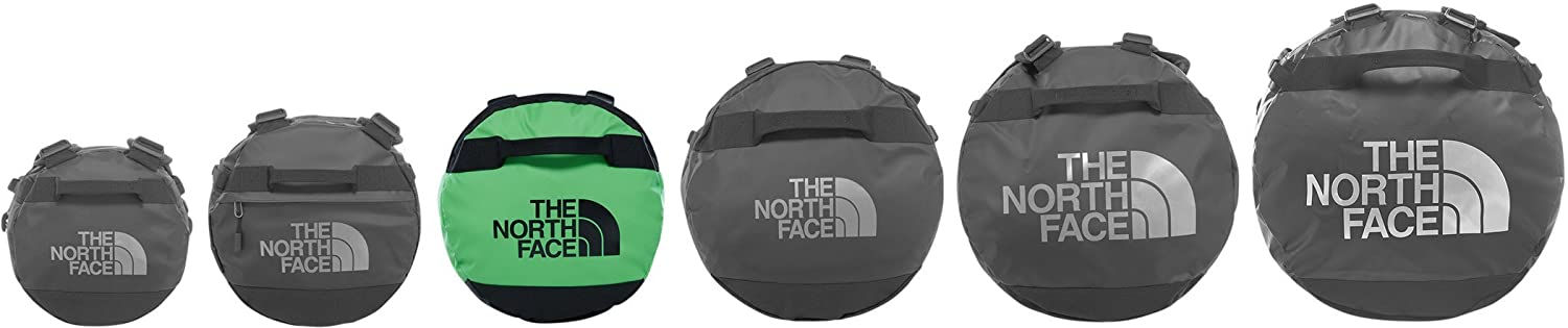 The North Face Base Camp Duffel M Classic Green//TNF Black